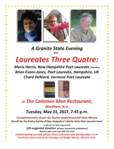Laureates Three Quatre poster